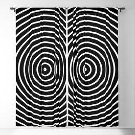 Concentric Blackout Curtain
