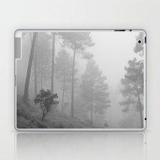 Foggy morning. Wander Laptop & iPad Skin