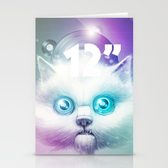 """Disco 12"""" Stationery Cards"""