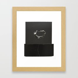 Totality Framed Art Print
