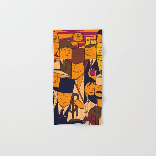 Raiders of the Lost Ark Hand & Bath Towel