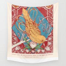 Littlebird Wall Tapestry