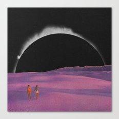 Eclipsia Canvas Print