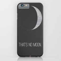 That's No Moon iPhone 6s Slim Case