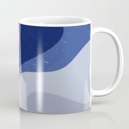 Dot | Happy modern Art Coffee Mug