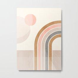 Geometric Abstract 89 Metal Print