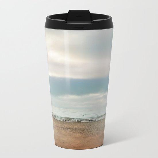 Pastel vibes 68 Metal Travel Mug