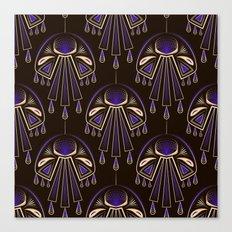 Art Deco No. 6 Canvas Print