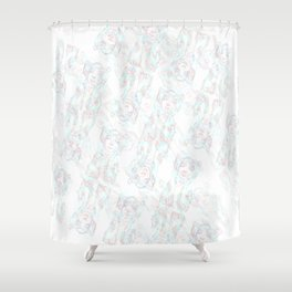 Reveal Shower Curtain