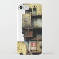industrial iPhone & iPod Cases featuring Industrial by mimifaktur