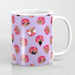 Wrestling Academy pattern 02 Coffee Mug