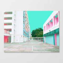 昼間学校 /// Day School Canvas Print