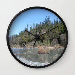 Sunshine on a Spring Day..... Wall Clock
