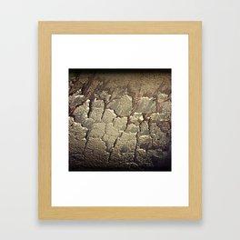 Deserted Framed Art Print