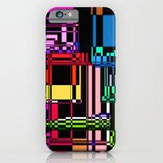 Abstract Windows Slim Case iPhone 6s