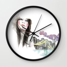 If I Stay Wall Clock