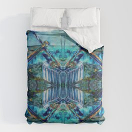 Anchor Seascape Comforters