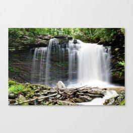 The Falls of Hills Creek Canvas Print