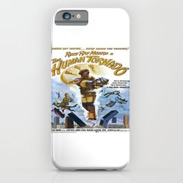 Dolemite: The Human Tornado iPhone Case