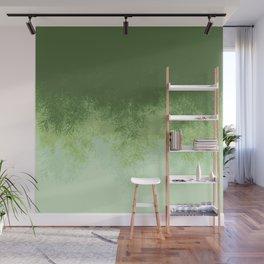 Willow (Green) Wall Mural