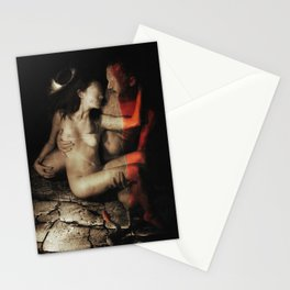 Hold Me Through It Stationery Cards