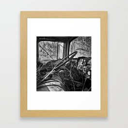 Salvage 17 Framed Art Print