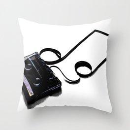 iPod v1.0 Throw Pillow