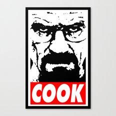 Cook - Breaking Bad Canvas Print