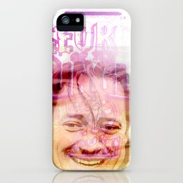 George of the Jungle 2 iPhone Case