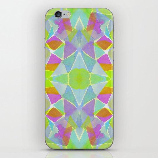 Chroma Lime iPhone & iPod Skin