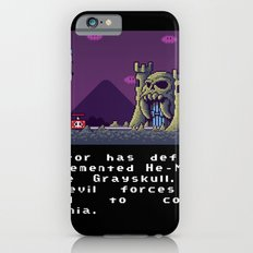 Super Skeletor World iPhone 6s Slim Case