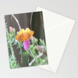 when worlds collide Stationery Cards