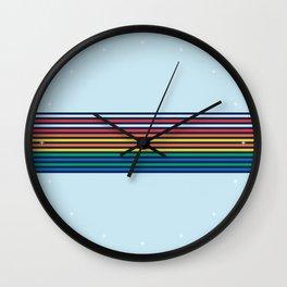 Vintage T-shirt No4 Wall Clock