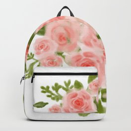 Bouquet of roses Backpack