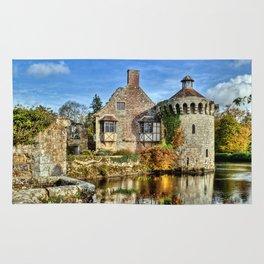 Scotney Castle Rug