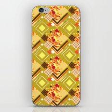 Mustard iPhone & iPod Skin