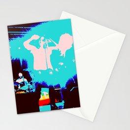 Patti Smith - Godmother of Punk Stationery Cards