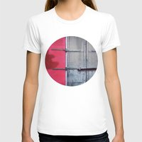 memphis T-shirts featuring Memphis Window by wendygray