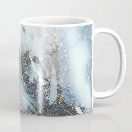 Gray Glamour Marble Coffee Mug