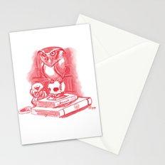 Magic Owl  Stationery Cards