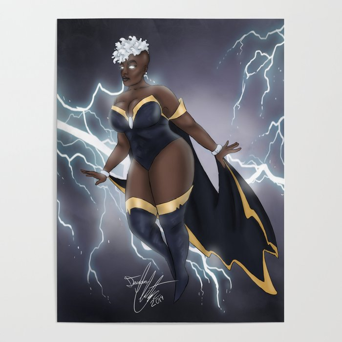 Storm+ Poster