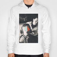 blues brothers Hoodies featuring BROTHERS by Hugo Barros