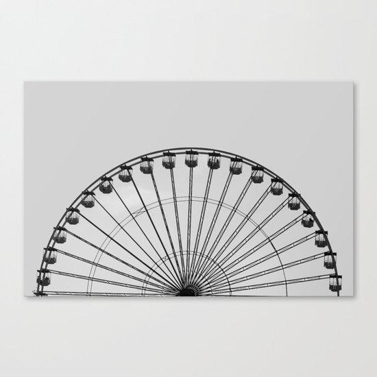 Wheel   (h) Canvas Print