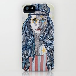 American Rocker iPhone Case