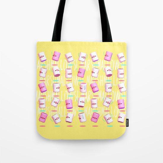 Marshmallow Club Tote Bag