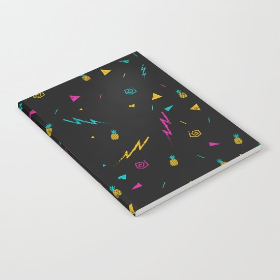 Magic Pineapple Notebook