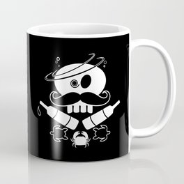 Pie-Eyed Pierre Coffee Mug