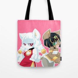 Terrible Twosome Tote Bag