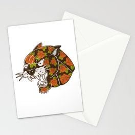 Rose Panther Stationery Cards