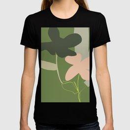 Floral Motifs 4 T-shirt